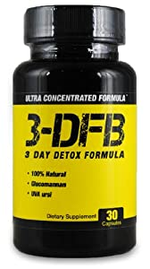 3-dfb - Fat Burner Pills - Fat Burners For Weight Loss - 3 Day Diet Pill When You Need To Lose Weight Quickly by 3 Day Fat Burner