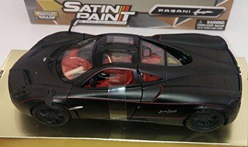 pagani-huayra-matt-black-1-24-by-motormax-79502