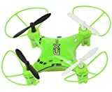 Ionic 6-Axis Gyroscope 2.4 GHz Remote Control RC Quadcopter (Green)