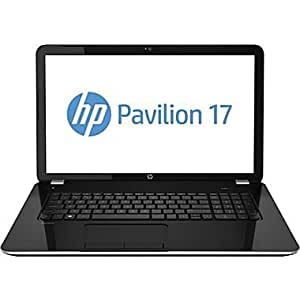 "HP Pavilion 17-e146us 17.3"" Notebook PC - Intel Core i3-4000M / 6GB Memory / 750GB HD / SuperMulti DVD / HD Webcam & Microphone / Windows 8.1 64-bit"