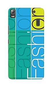 CimaCase Fashion Designer 3D Printed Case Cover For Lenovo A7000
