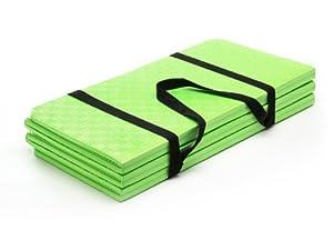 Tapis de sol pliable Beautysport Vert