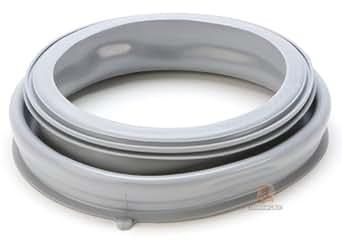DREHFLEX® - Türmanschette / Türdichtung für diverse Geräte von Miele - passend für Teile-Nr. 6816000 - passend für Geräte der 9xx Serie (ohne Fensterspülung!)