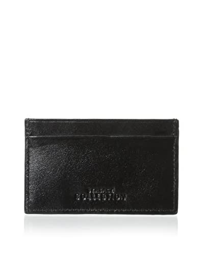 Versace Men's Card Wallet