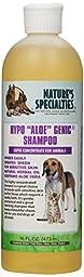 Nature\'s Specialties Hypo Aloe Genic Pet Shampoo, 16-Ounce