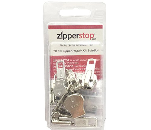 Buy Cheap ZipperStop Wholesale - Zipper Repair Kit Solution 9 Sets YKK® Auto Lock Sliders Assorted ...