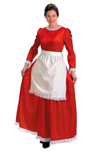 Mrs Santa Claus Costume Comfy Christmas