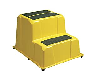 Lightweight Industrial Step Stool 500 Lb Capacity 20