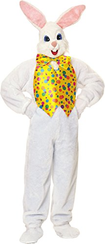 Morris Costumes Men's BUNNY DELUXE Costume, One size