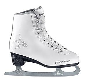 Powerslide Tiffany Ice Skates White white Size:42 (EU)