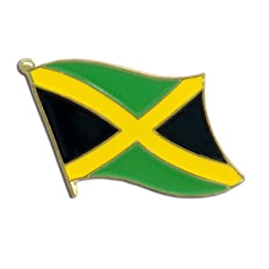 US Flag Store Jamaica Lapel Pin