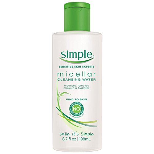 Simple Cleansing Water, Micellar - 6.7 oz (Simple Cleansing Micellar Water compare prices)