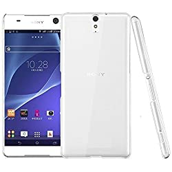 Transparent Back Cover for Sony Xperia C5 Ultra
