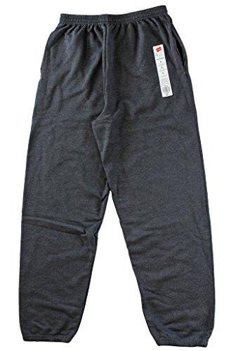 Hanes Men's EcoSmart Fleece Sweatpant Pack of Two