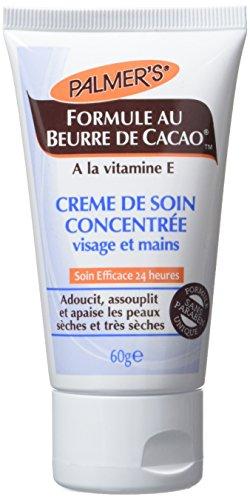Palmer's, Crema viso e mani concentrata, al burro di cacao, 60 g