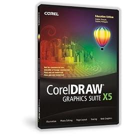 CorelDRAW Graphics Suite X5 Education Edition [Old Version]