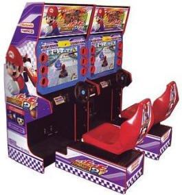 Mario Kart Arcade GP
