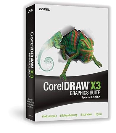CorelDRAW Graphics Suite X3 (Mini Box)