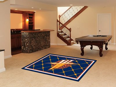 Golden State Warriors 5' x 8' Area Rugs