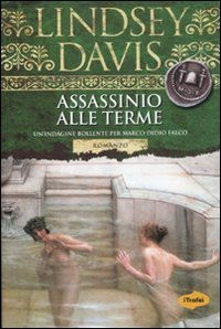 Cover Assassinio alle terme