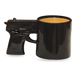 Big Mouth Toys The Gun Mug