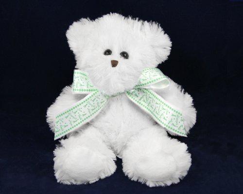 Green Ribbon Teddy Bear (Retail)