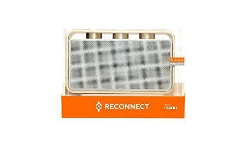 Reconnect TS/BT-S-RP Bluetooth Stereo Speaker