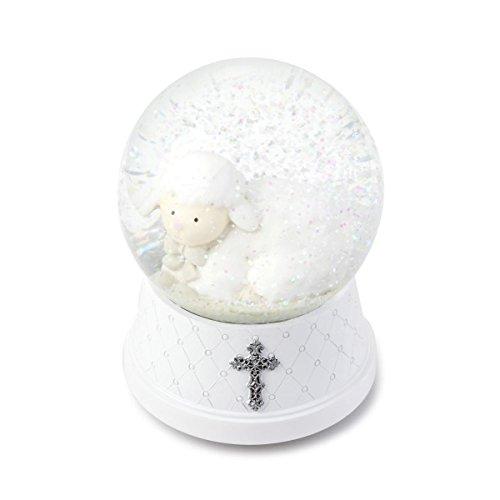 DEMDACO Musical Water Globe, Jesus Loves Me