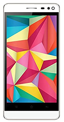 Intex Aqua Raze (White)
