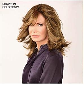 "STYLE by Jaclyn Smith -""The Jaclyn Wig"" B8/27 - Caramelized Brown"