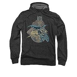 DC: Batgirl Biker T-Shirt