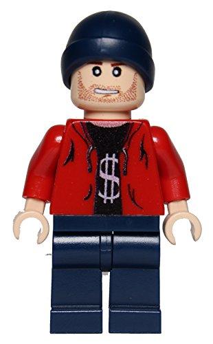 Lego Custom Printed Jesse Pinkman Breaking Bad Minifig