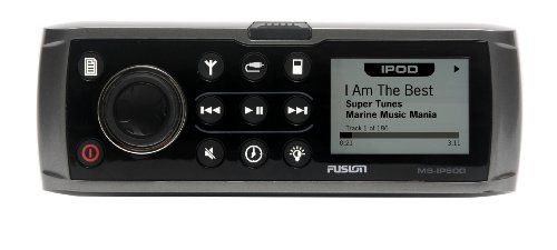 Fusion MS-IP600G, iPOD Dock/AUX/AM/FM/ Marine Stereo Receiver primary