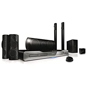 Philips HTS5580W Home Theater