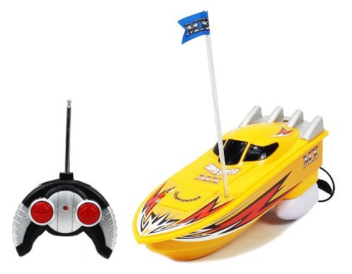 MX Championship Super Lightning Electric RTR RC Speed Boat Full Function Good Quality Remote Control Boat with Mini Tool Box (fs)
