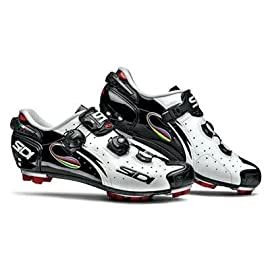 Sidi 2013 Men's Drako Carbon SRS Mountain Cycling Shoes