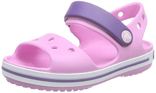crocs-crocband-sandal-k-zuecos-bebe-ninos-rosa-carnation-blue-violet-29-30-eu-12-child-uk