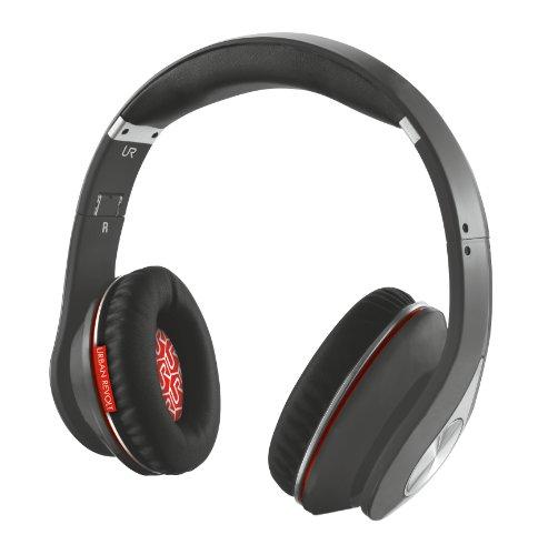 Urban Revolt Fenix Wireless Headphone - Headset - Full Size - Wireless - Blue