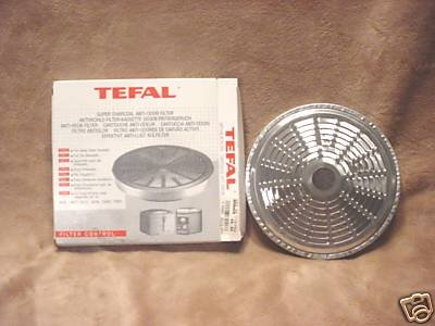 Tefal Super Charcoal Anti-odor Filter for Deep Fryer (Deep Fryer Charcoal Filter compare prices)