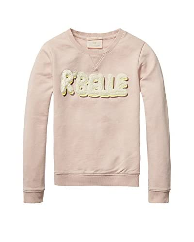 Scotch R'Belle Sudadera Rosa Claro
