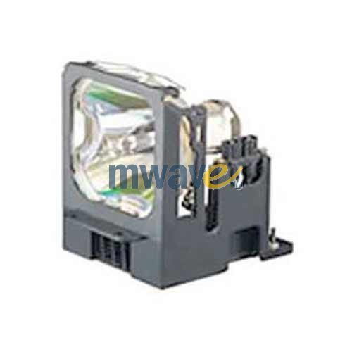Mwave Lamp for MITSUBISHI XL5U Projector Replacement with Cover