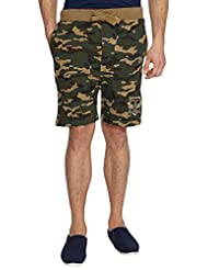 Difference Of Opinion Men's Cotton Shorts - B0177H6LFG