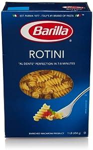 Barilla Rotini Pasta, 16 Oz