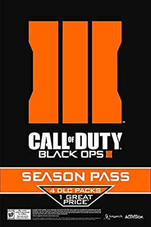 Call of Duty: Black Ops III - Season Pass - PC  [Digital Code]