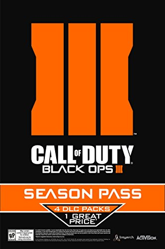 Call of Duty: Black Ops III - Season Pass - PlayStation 4 [Download Code] (Map Pack 3 compare prices)