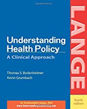 Understanding Health Policy by Thomas Bodenheimer