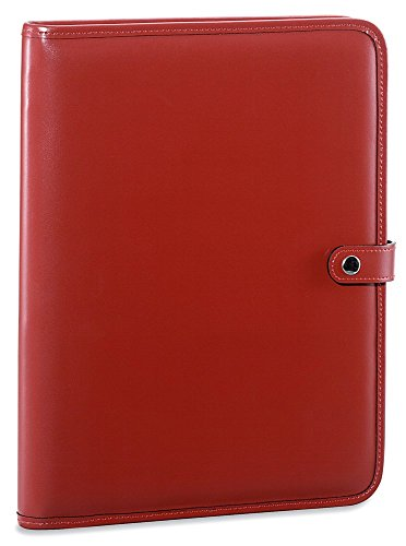 Jack Georges Milano Collection Letter Size Writing-Red Jack Georges Nylon Briefcase