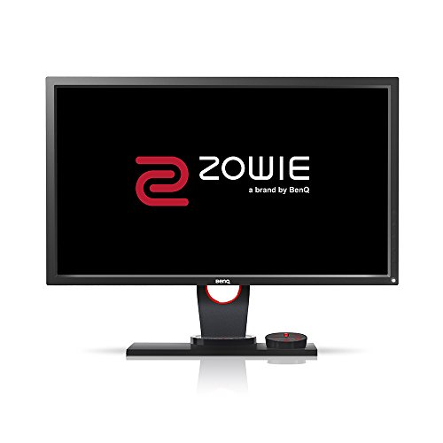 BenQ ZOWIE [New] 24-Inch 1080p LED Full HD 144Hz Gaming Monitor with S-Switch, XL-Series for eSports Tournaments and Professional Players (XL2430)