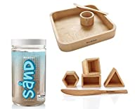 Sand by Brookstone Activity Gift Set