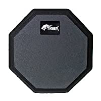 Tiger 6 inch Drum Practice Pad from Tiger Music